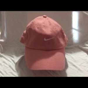 Nike Golf Pink Adjustable Swoosh Hat/Cap